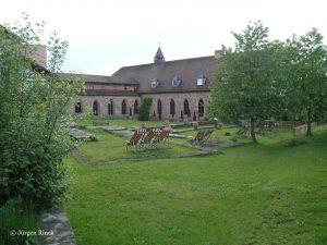 Klostergarten Hornbach
